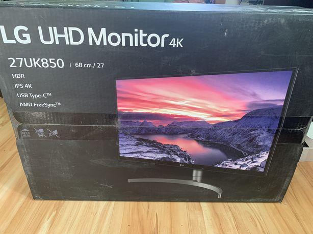 4к монитор LG 27UK850-W