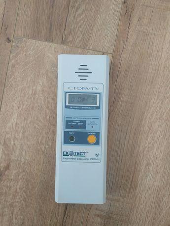 Радіометр дозиметр РКС 01