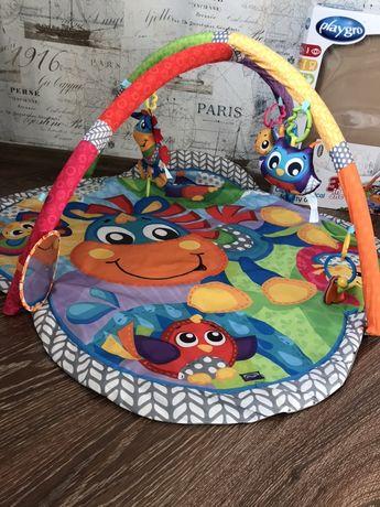 Продам детский развивающий коврик Playgro