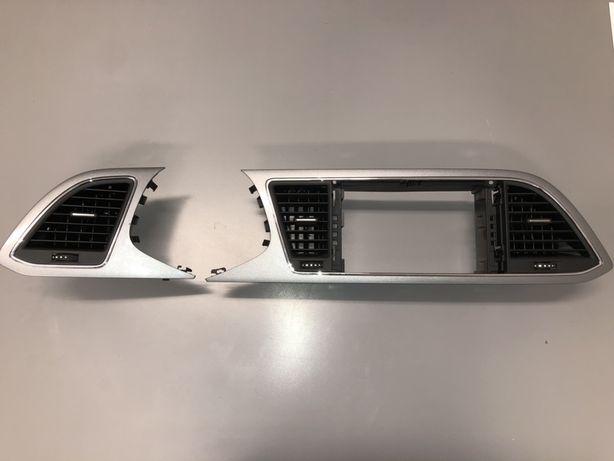 Seat Leon 5F (conjunto moldura tablier)