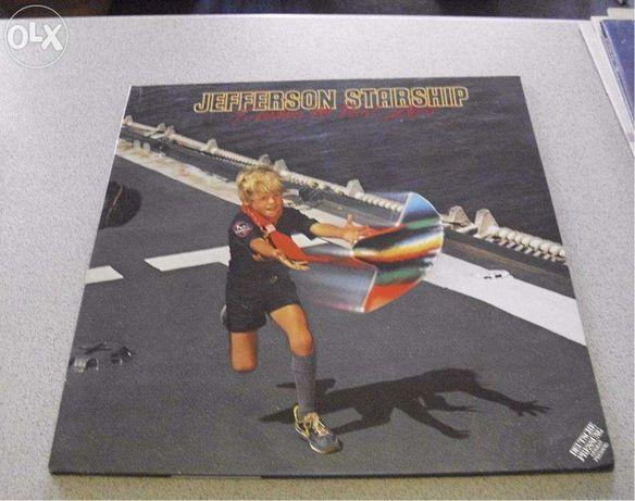 LP - Jefferson starship - Freedom At Point Zero - 1979 - Óptimo Estado