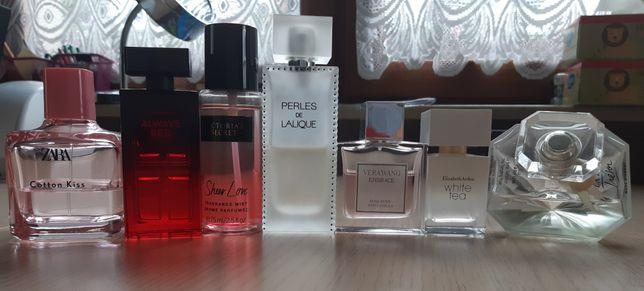 perfumki do wypróbowania (sprzedam/zamienię)