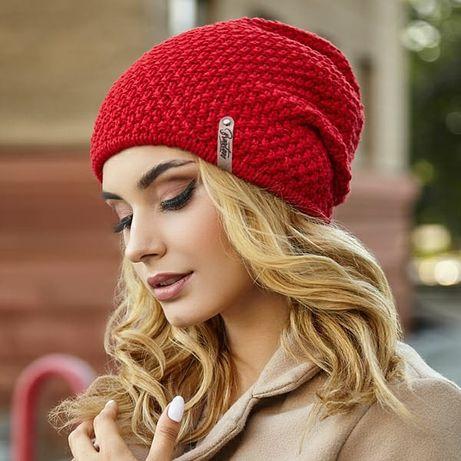 Женские и мужские шапки