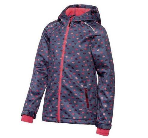 Куртка ветровка демисезонная на девочку Softshell Crivit.