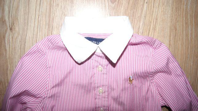 Ralph Lauren - sliczna koszula dla dziewczynki 2 t