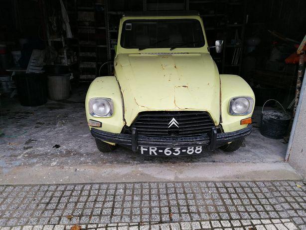 Citroën Dyane 2cv
