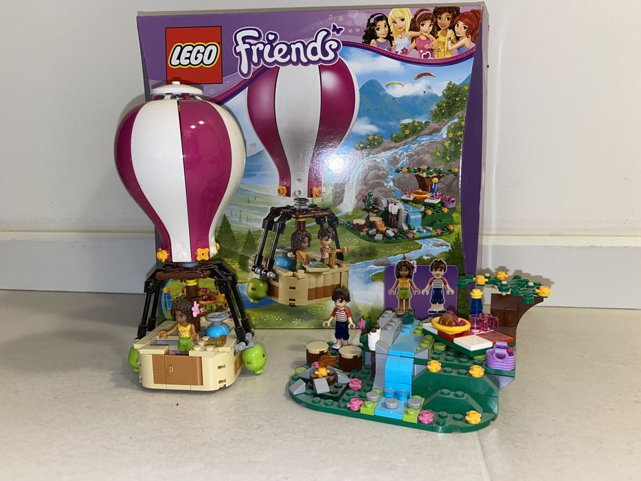 Lego Friends balon Łódź - image 1