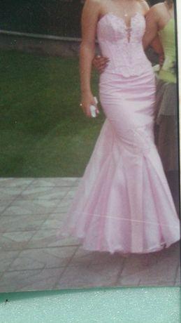 Продам элегантное нежное платье из салона на выпускной вечер