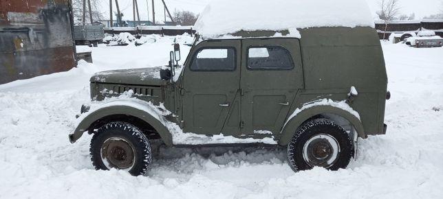 Продам автомобиль ГАЗ 69