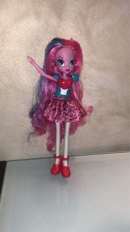 My Little Pony куклы Пинки Пай, Эпл Джек, Ever After High