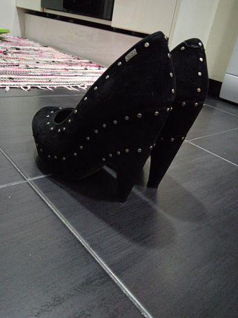 Sapatos KiLLAH Pretos NOVOS