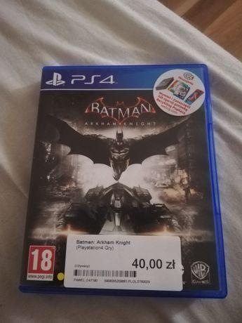 Batman arkham knight sprzedam {ps4, zamienię np. na God of war