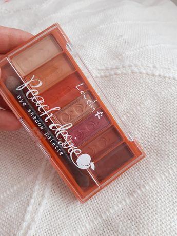 Paletka cieni peach desire lovley