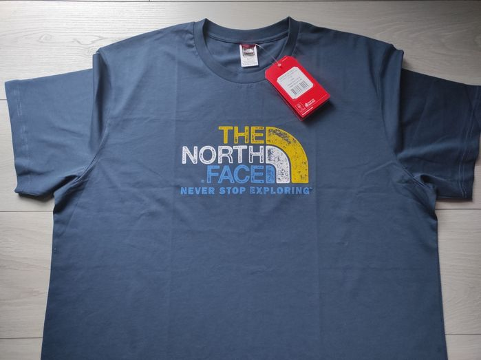 The North Face- Koszulka oryginalna Radom - image 1