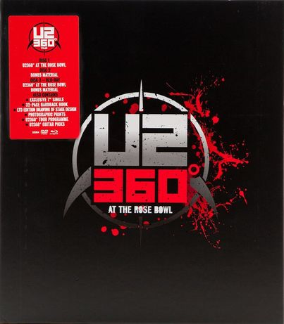 U2 360º At The Rose Bowl - Super Deluxe Edition Nova
