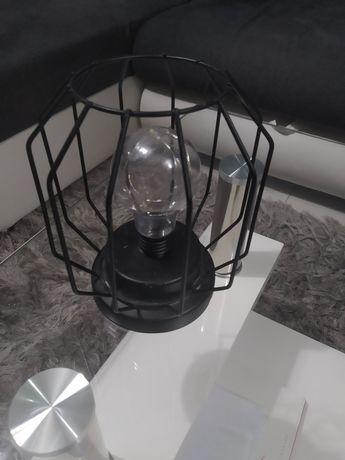 Loftowa/Industrialna lampka