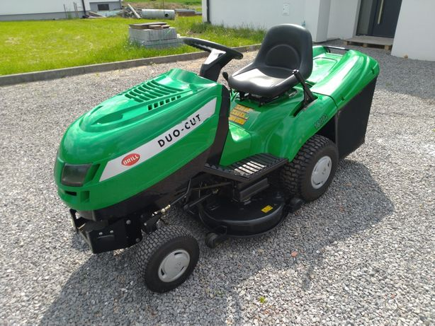 traktorek kosiarka Castel Garden Duo Cut 16km+ pompa oleju