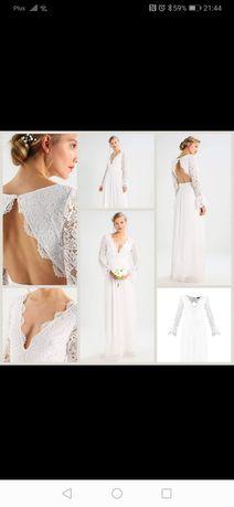 Okazja Sukienka suknia nowa ślubna balowa TFNC