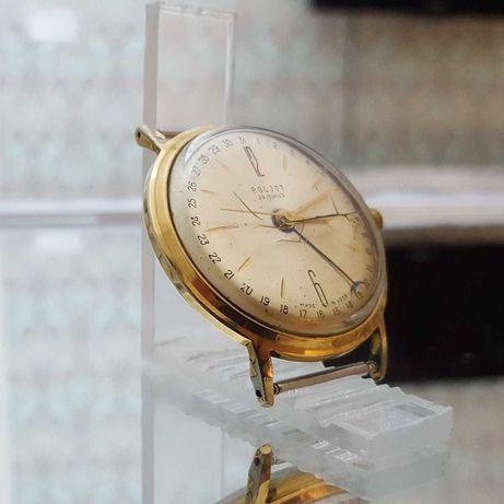 Позолоченные часы Полет Космос ау20 СССР (Worldwide shipping)