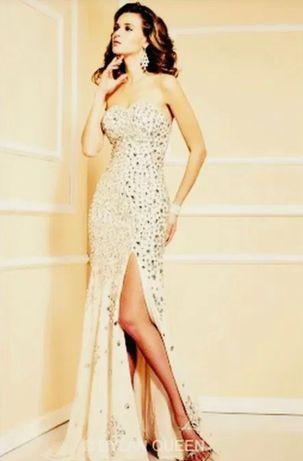 Платье свадебное, выпускное, вечернее 42-46