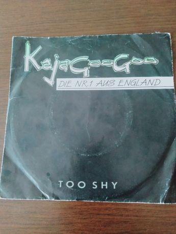 KajaGooGo Top shy płyta winylowa 7