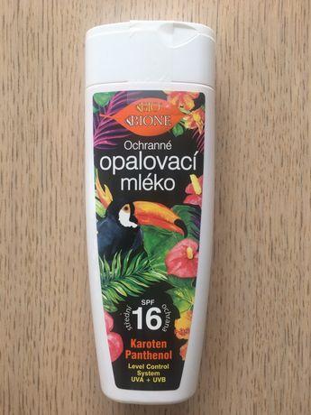 Krem mleczko do opalania bio, eko,wegańskie SPF 16 Bione Cosmetics Bio
