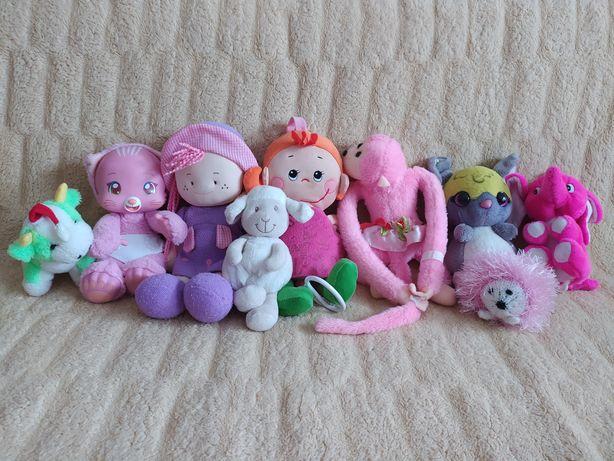 Zabawki dla dziewczynki ZESTAW