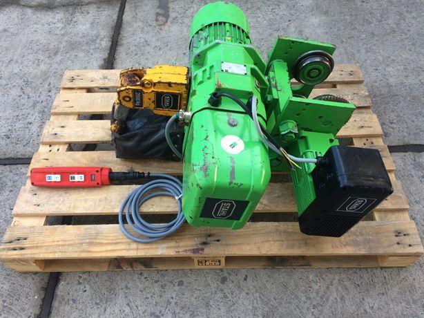 Wciągnik 2000kg STAHL suwnica wciągarka, demag, elektrowciąg, wyciągar
