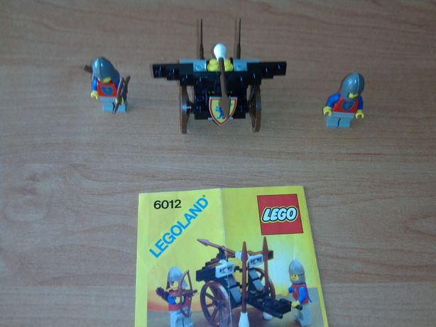 Lego kg Castle 6012 Siege cart