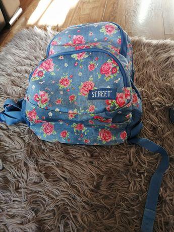 Sprzedam plecak szkolny+piórnik