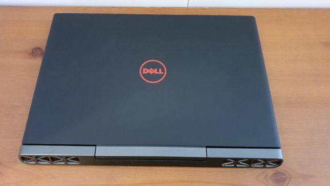 Laptop do nauki i gier Dell P65F I5 6300HQ GTX 960M 8GB RAM BDB-