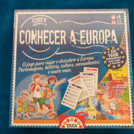 Conheça a Europa