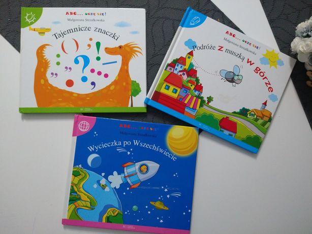 Trzy książeczki dla dziecka