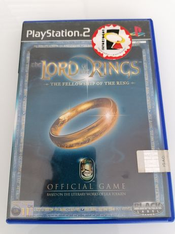 Ps2 the lord of the rings - the fellowship of the ring