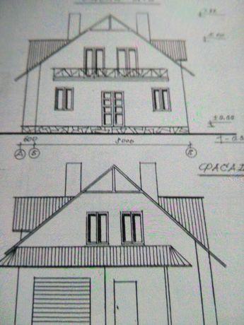 Почате будівництво земельний участок