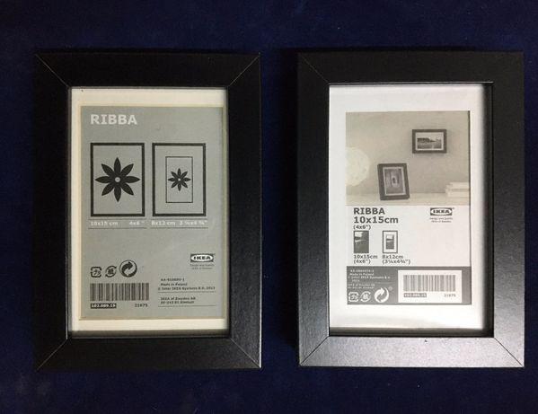 Conjunto de molduras Ribba - IKEA - vários tamanhos