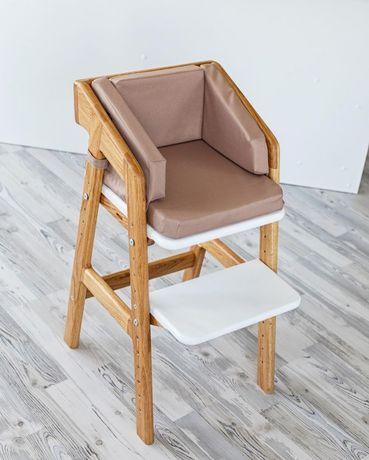 Растущий стул из дуба. Для вашего ребенка.