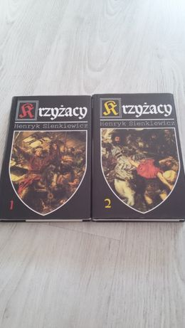 Sienkiewicz - Krzyżacy tom 1 i 2