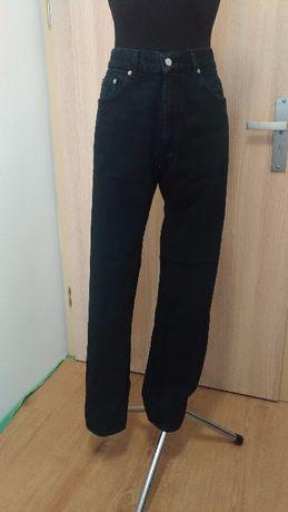 A04 Spodnie czarne DAVY'S jeans