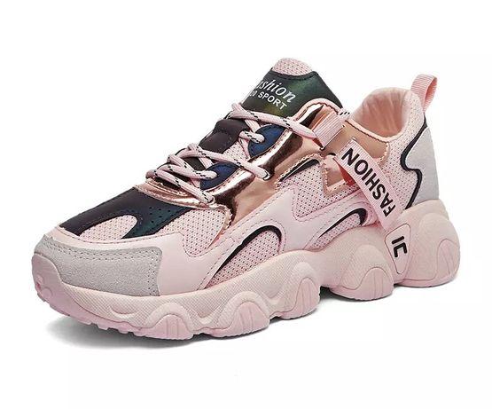 Snakersy fashion buty sportowe roz 38 cudo kolor