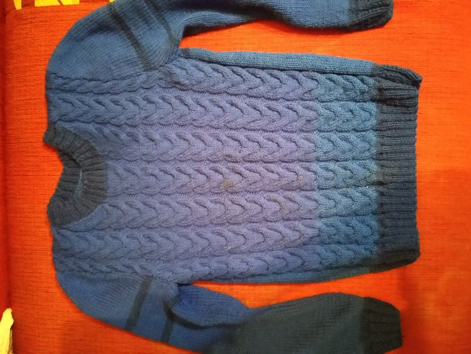 Детский свитер, хенд мейд Кременчуг - изображение 1