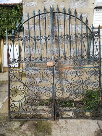 Portão antigo