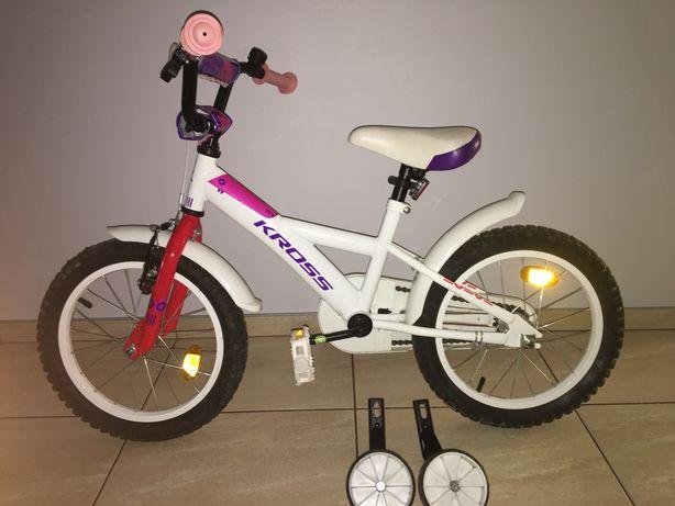 Rower Kross mini 3.0 koła 16 cali jak nowy