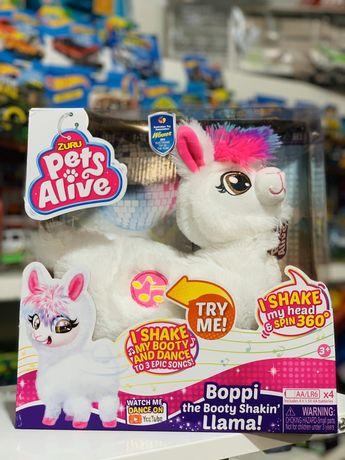 Интерактивная игрушка Танцующая лама Zuru