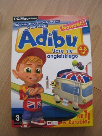 ADIBU Uczę się angielskiego