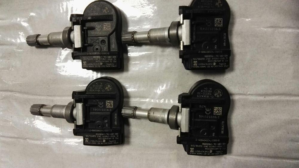 Czujniki ciśnienia TPMS kół BMW oryginalne X1 F20 F21 F40 hurt Jatutów - image 1