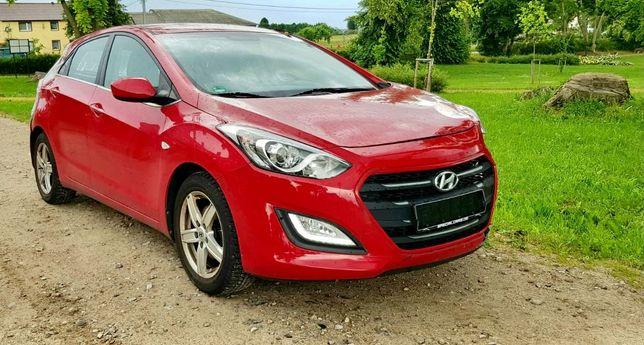 Hyundai i30 2015r. okazja przebieg 101 500 km!