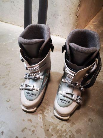 Buty narciarskie damskie 25.5