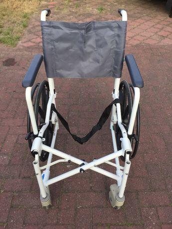 sprzedam wózek inwalidzki ręczny niekompletny