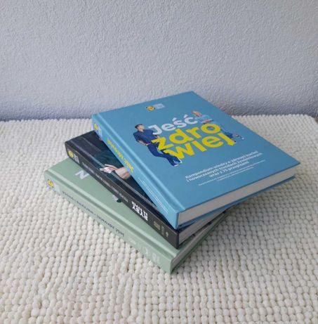 Książki kuchnia lidla pakiet 3
